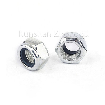 Stainless / Carbon Steel Nylon Nuts
