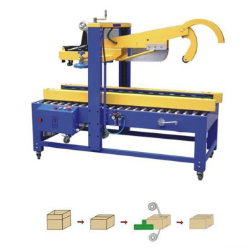 Adhesive Tape Carton Box Sealing Machine
