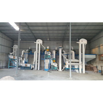 Soybean Seed Processing Plant High Efficiency