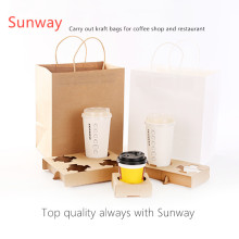 Custom carry out & restaurant Bags