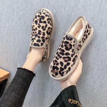Shoes Snow Boots For Women Round Toe Booties Ladies Flat Heel Low Heels booties Luxury Designer Winter Footwear