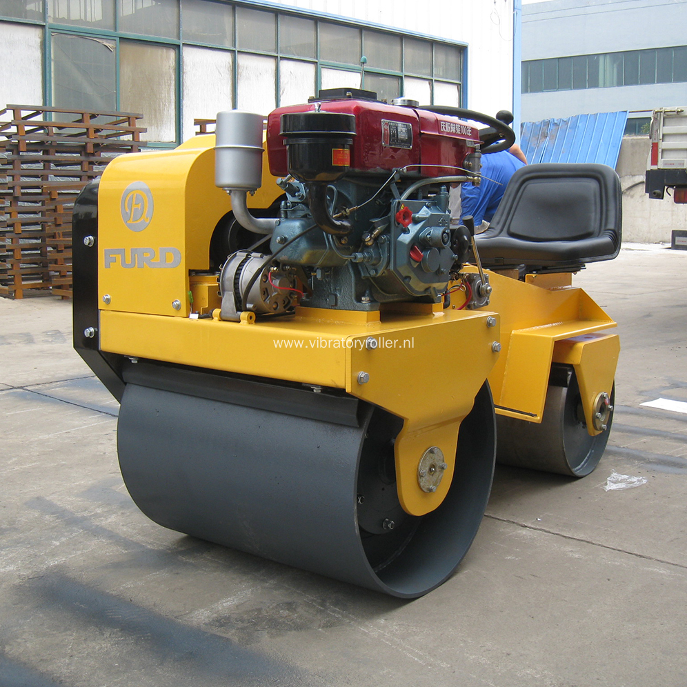 HIgh Quality Mini Hydraulic Vibratory Road Roller Compactor