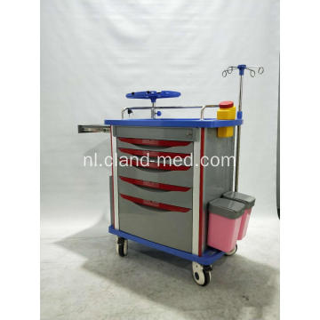 ABS Hospital Medical Emergency Trolley voor verkoop