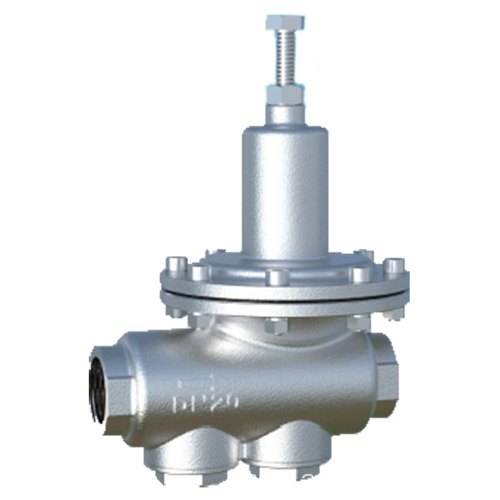 Direct-actuated Flange End Pressure Reducing Valve