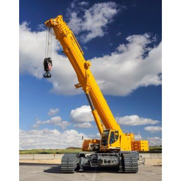 Factory Direct Supply Crawler Telescopic Crane