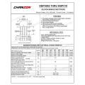 20 Pcs Bridge Rectifier Diode KBP310 3A 1000V KBP-4 (SIP-4) Single Phase Full Wave 3 Amp 1000 Volt KBP 310 Silicon