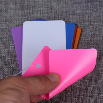PVC Rigid   sheets for Clothing tags