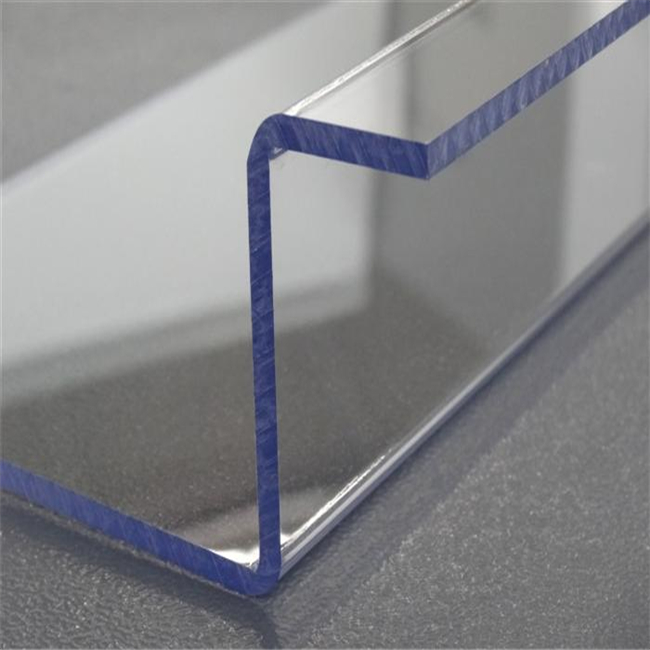 Cold Bending Polycarbonate Sheet