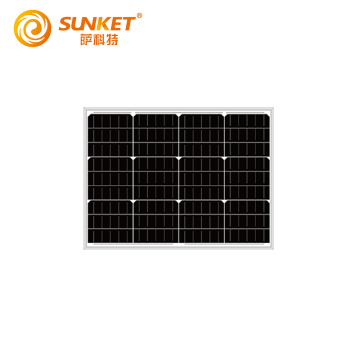 Well Designed solar panel 50 watt solar system