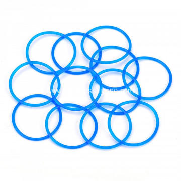 Silicone Rubber oval grommet For Autos metal sheet