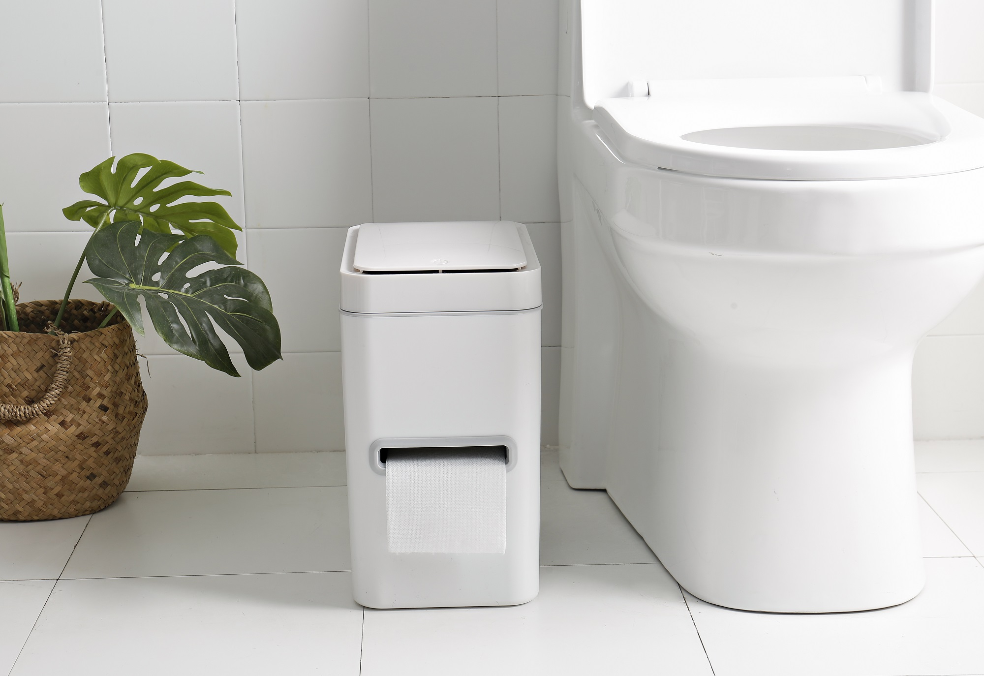 Tarsh Bin for Toilet