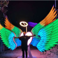 LED Interactive Wing Lights