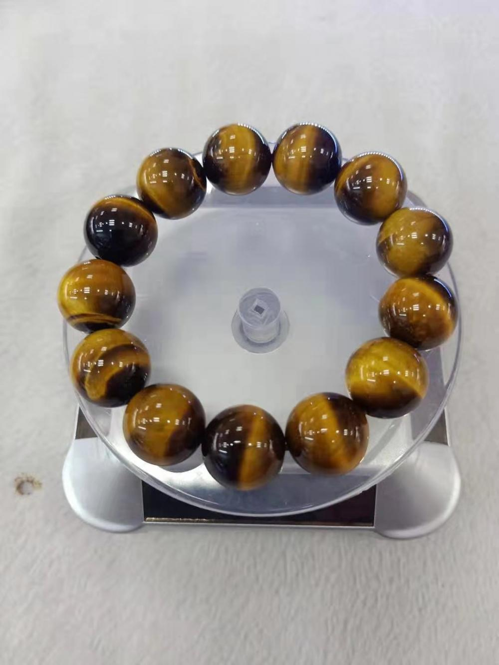 Tiger Eye Bracelet Meaning