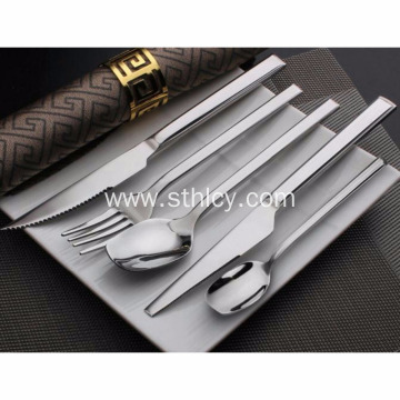Super Quality Stainless Steel Flatware Set Cutlery Set