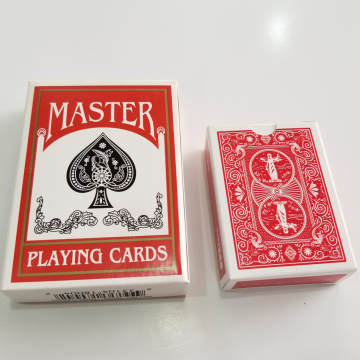 can playing cards be shipped media mail