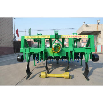 30-40HP tractor drived paddy field pusher