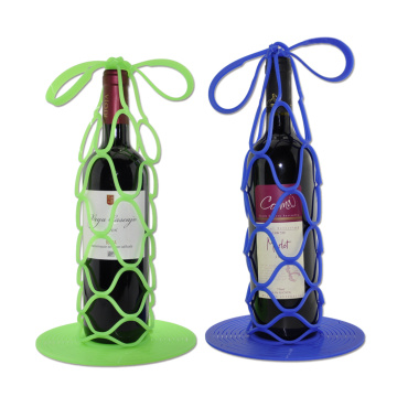 Bottle Holder Silicone Wine Bag