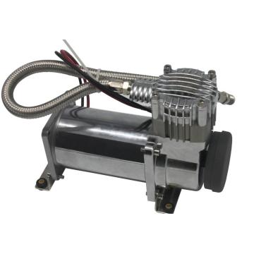 Hanray 480C Chrome Air Compressor SINGLE
