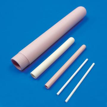 Industrial High Purity Custom Ceramic Tubes