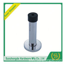 SZD SDH-020SS Hotel NEW stainless steel plush door draft stopper cabinet cheap high quality magnetic door stopper