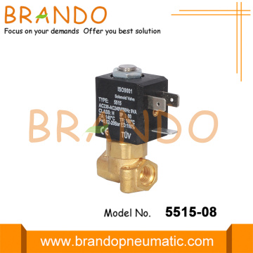 55 Series 1/8'' Direct Acting Solenoid Valve