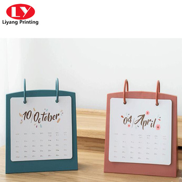 Mini Calendar Custom Printing Table Monthly Advent Calendar