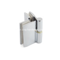 Frameless glass fittings brass glass shower door hinges