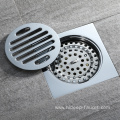 HIDEEP full copper Square anti-odor brass floor drain