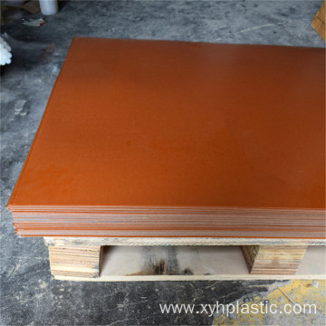 Phenolic Sheet Orange Black Bakelite Board Price