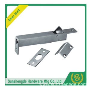 SDB-005SS Alibaba China Supplier Stainless Steel Garage Spring Vertical Door Bolt
