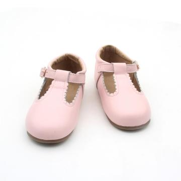 Wholesale Baby Girls Dress Shoes T Bar Shoes