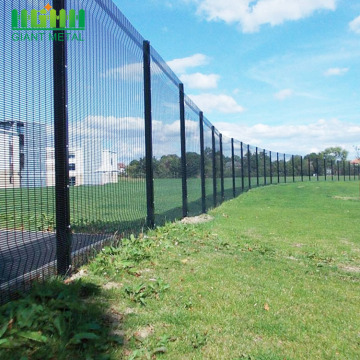 Cheap 358 Mesh Anti-Climb Fence From Factory