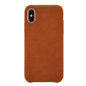 Premium Leather Phone Cover Case for Iphone X