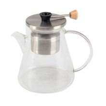 Glass Tea Maker With Infuser