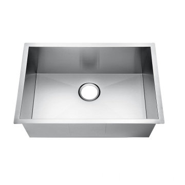 27189R-T Undermount Handmade Kitchen Sink