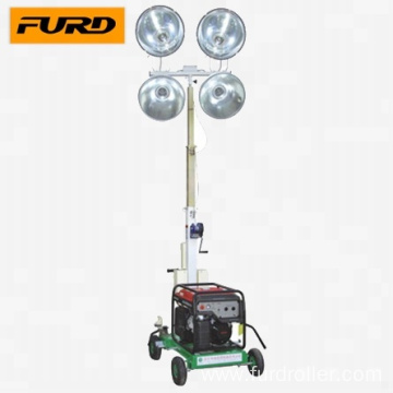 Wacker Style Mobile Light Tower with Kipor Diesel Generator (FZM400A )