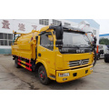 Brand New Dongfeng 4CBM Waste Pump Truck