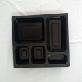 Plastic Food Containers Disposable Takeaway Lunch Box