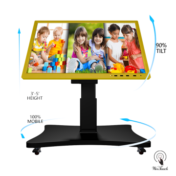 55 Inches Infra-Red Screen With Automatic Stand