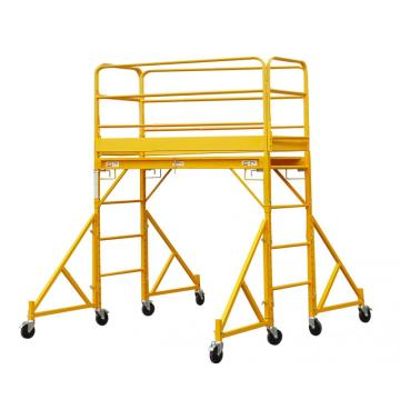 Baker Staging Multifunctional Scaffold
