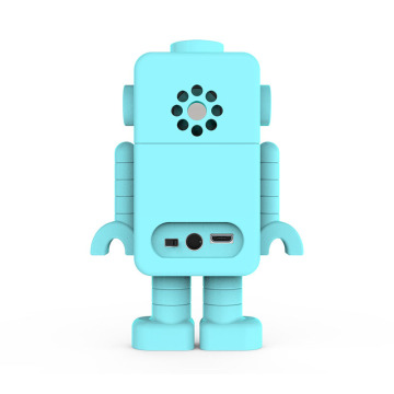 Robot Wireless Bluetooth Speaker