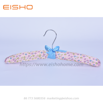 BB12 Wedding Satin Padded Satin Clothes Hanger