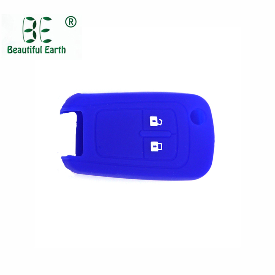 Chevrolet Sail Key Cover Silicone