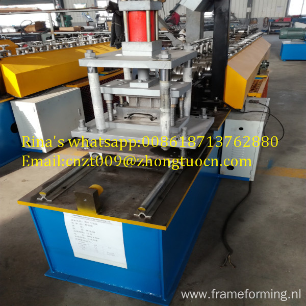 Roll shutter door roll forming machine Roller Shutter Door Making Machine