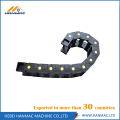 Nylon Closed Flexible Cable Carrier Guide Drag Chain