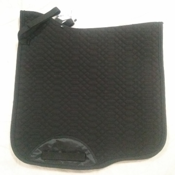 Horse quilted cloth saddle pad