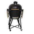 Outdoor Charcoal Pizza Oven Ceramic Grill BBQ Kamado