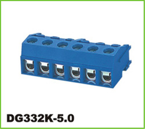 Screw Terminal Connector Plug