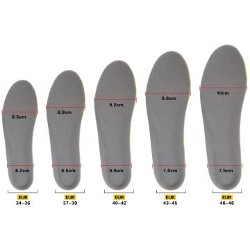 Quality orthopedic PU shoe insole athletic sports Sole