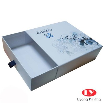 New products gift cardboard packaging drawer box